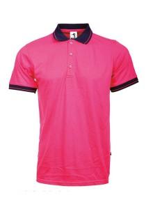 Cotton Polo T Shirt BSC SS 04 (Magenta)
