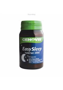 Cenovis Easy Sleep Valerian 2000mg (30 Capsules)