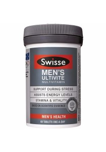 Swisse Men's Ultivite (60 Tablets)