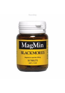 Blackmores Magmin 500mg (50 Tablets)