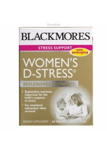 Blackmores Women's D Stress (60 Tablets)