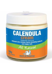 Martin & Pleasance Herbal Cream Calendula (100g)