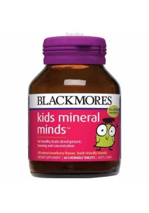 Blackmores Kids Mineral Minds (60 Tablets)