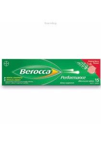 Berocca Performance Original 15 Effervescent Tablets