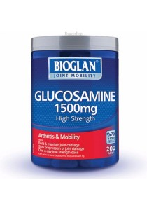 Bioglan SuperFlex Glucosamine 1500 (200 Tablets)