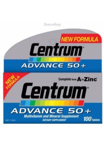Centrum Advance (50+ 100 Tablets)