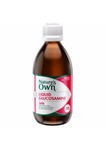 Natures Own Liquid Glucosamine 1500mg (300ml)