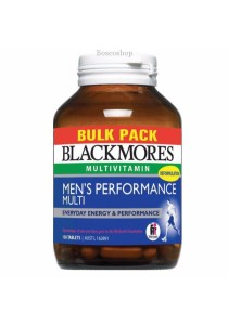 Blackmores Men's Performance Multi Bulk Pack (150 Tablets)