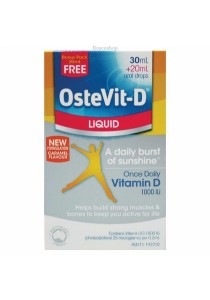 Ostevit-D Liquid (30ml + 20ml Bonus)
