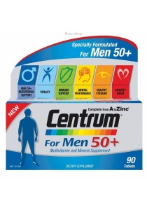 Centrum For Men (50+ 90 Tablets)