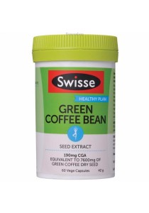 Swisse Green Coffee Bean (60 Capsules)