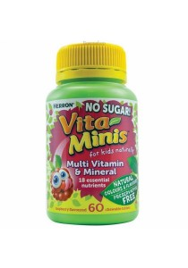 Herron Vitaminis Sugar Free Multi Vits (60 Pack)