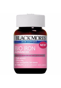 Blackmores Bio Iron Advanced (30 Tablets)