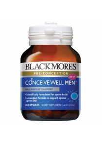Blackmores Conceive Well Men (28 Tablets)
