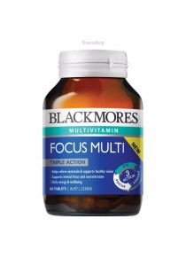 Blackmores Energy Focus Multi (60 Tablets)