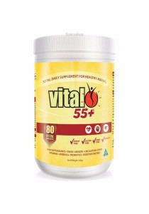 Vital Greens Powder 55+ 120g