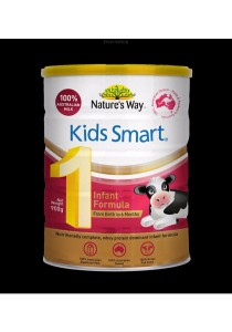Nature's Way Kids Smart Infant Formula STAGE 1 (900g)