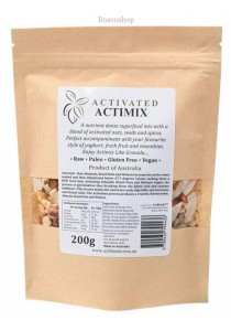 ACTIFOODS Actimix Nuts & Seeds Activated, Raw & Pesticide Free 200g