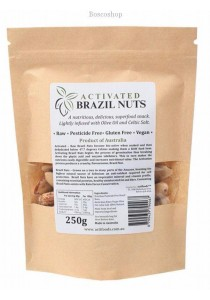 ACTIFOODS Brazil Nuts Activated, Raw & Pesticide Free (250g)