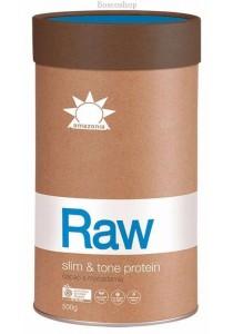 AMAZONIA - RAW Slim & Tone Protein Cacao & Macadamia (500g)