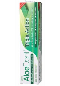 ALOE DENT Toothpaste (Triple Action)