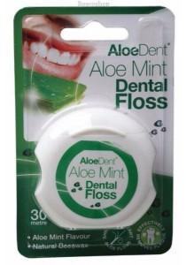 ALOE DENT Dental Floss Aloe & Mint