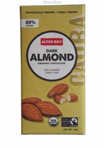 ALTER ECO Chocolate (Organic) Dark Almond