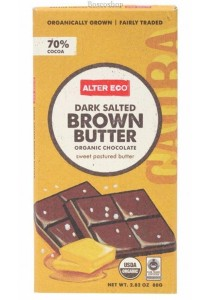 ALTER ECO Chocolate (Organic) Dark Brown Butter