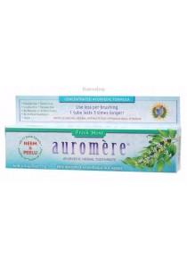 AUROMERE Toothpaste - Ayurvedic Fresh Mint