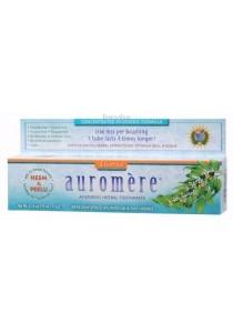 AUROMERE Toothpaste - Ayurvedic Licorice