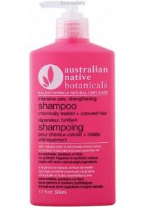 AUST. NATIVE BOTANICALS Shampoo - Strengthening Chemical Treated & Coloured Hair