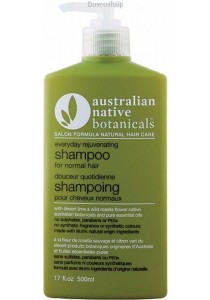 AUST. NATIVE BOTANICALS Shampoo - Rejuvenating Normal Hair