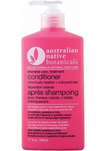 AUST. NATIVE BOTANICALS Conditioner - Intensive Chemical Treated & Coloured Hair