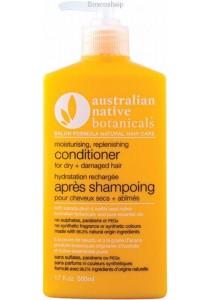 AUST. NATIVE BOTANICALS Conditioner - Moisturising Dry & Damaged Hair