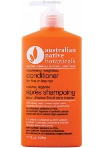 AUST. NATIVE BOTANICALS Conditioner - Volumising Fine & Limp Hair