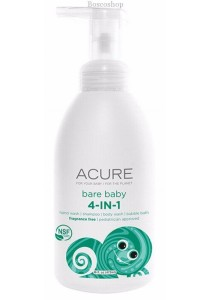 ACURE Baby Bare 4-in-1 Wash (473ml)