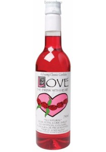 ALCHEMY CORDIALS Cordial Love - Rosepetal & Lime