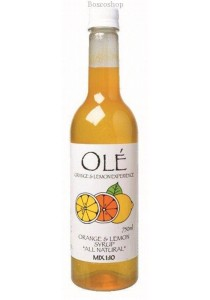 ALCHEMY CORDIALS Cordial Ole - Orange & Lemon