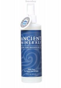 ANCIENT MINERALS Magnesium Oil Full Strength (237ml)