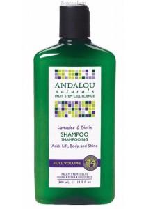ANDALOU NATURALS Shampoo - Full Volume Lavender & Biotin