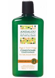 ANDALOU NATURALS Conditioner - Moisture Rich Argan & Sweet Orange