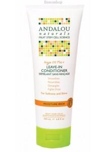ANDALOU NATURALS Leave-In Conditioner Argan Oil Plus