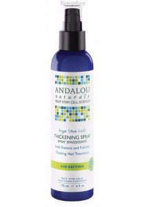 ANDALOU NATURALS Thickening Spray - Age Defying Argan Stem Cells