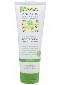 ANDALOU NATURALS Body Lotion (Uplifting Citrus Verbena)