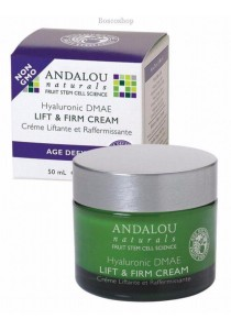 ANDALOU NATURALS Age Defying (for Dry Skin) Hyaluronic DMAE Lift & Firm Cream