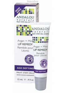ANDALOU NATURALS Age Defying (for Dry Skin) Argan + Mint Lip Remedy