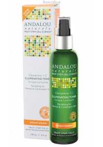 ANDALOU NATURALS Brightening (for Normal Skin) Clementine Illuminating Toner