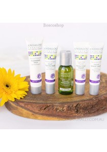 ANDALOU NATURALS Brightening (for Normal Skin) Trial & Travel Pack