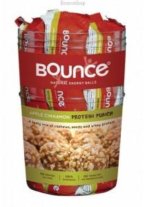 BOUNCE Energy Balls Apple & Cinnamon (Tub of 40)