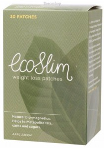 Eco Patches EcoSlim Weight Loss Patches (Pack of 30)